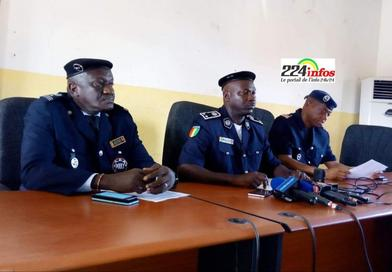 CAN 2019/Vandalismes à Conakry : La police nationale prend des dispositions (communiqué)...