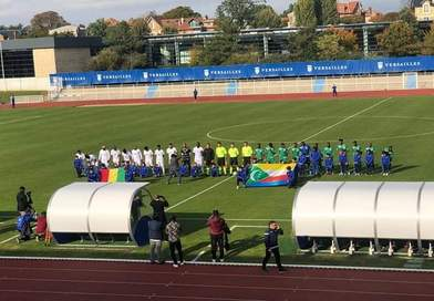 Amical : le Syli national battu par les Comores (1-0)...