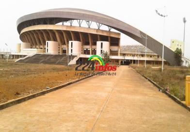 Interview Exclusive sur la situation du stade Nongo avec l'administrateur du stade...
