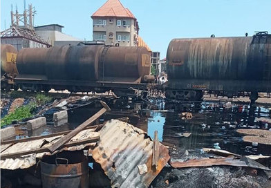 Guinée/ violences post-électorales : 5 morts et un train Rusal incendié à Conakry...