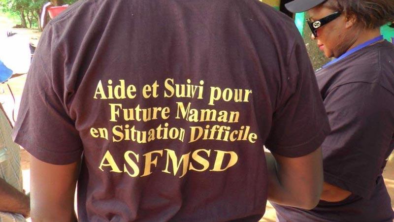 Oumou Touré, fondatrice ASFMSD