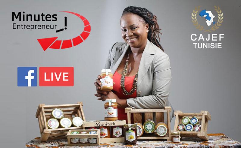 Minutes Entrepreneur à l'honneur de la femme Africaine